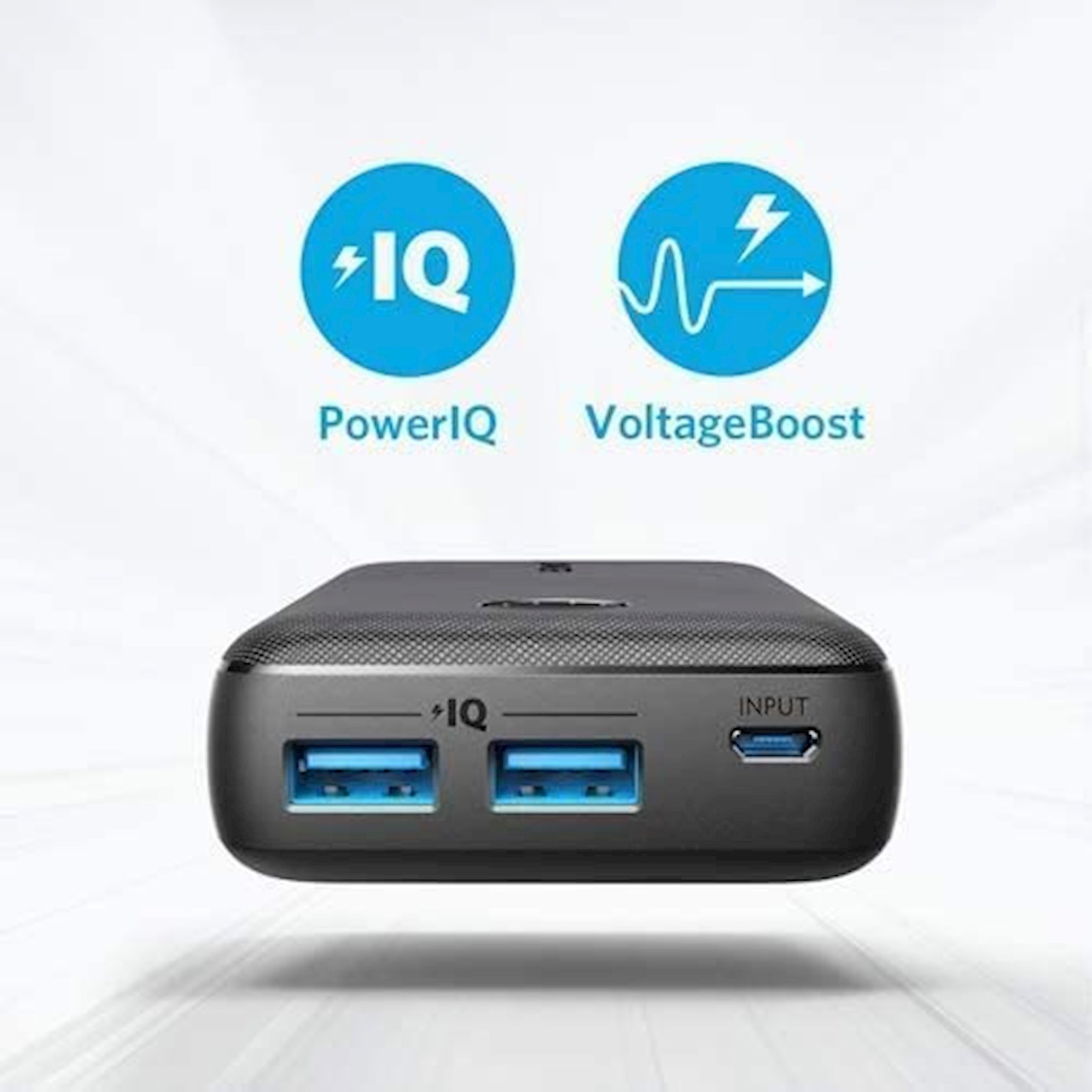 Powerbank Anker PowerCore Select 10000mAh Black