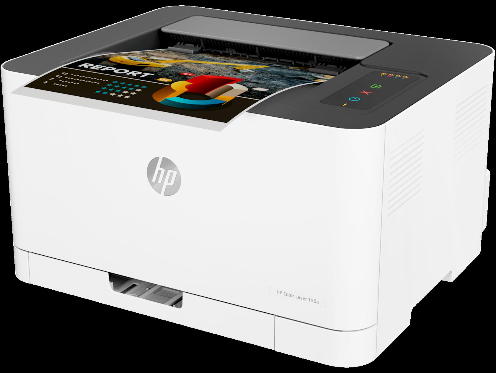 Lazerli printer HP Color LaserJet 150a (4ZB94A)