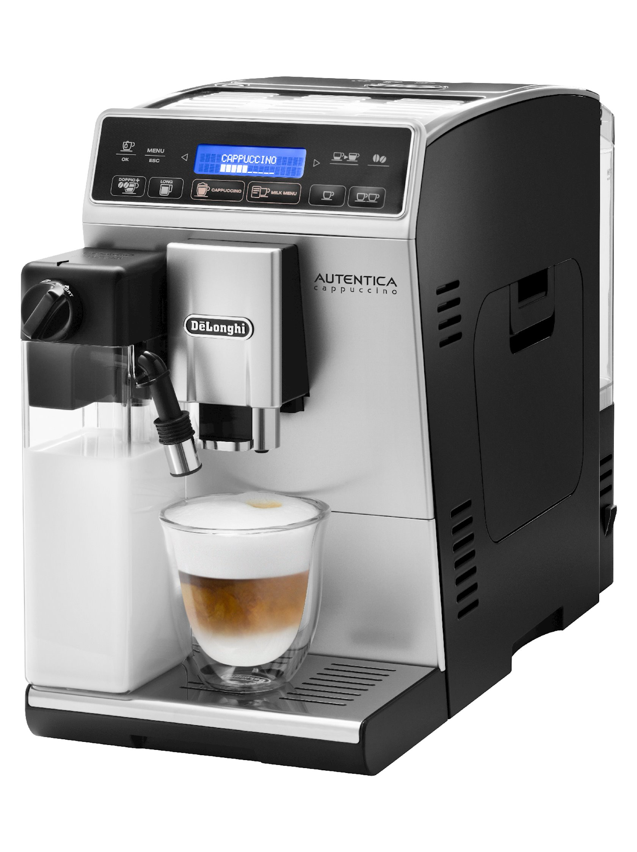 Qəhvə maşını DeLonghi Autentica Cappuccino ETAM 29.660
