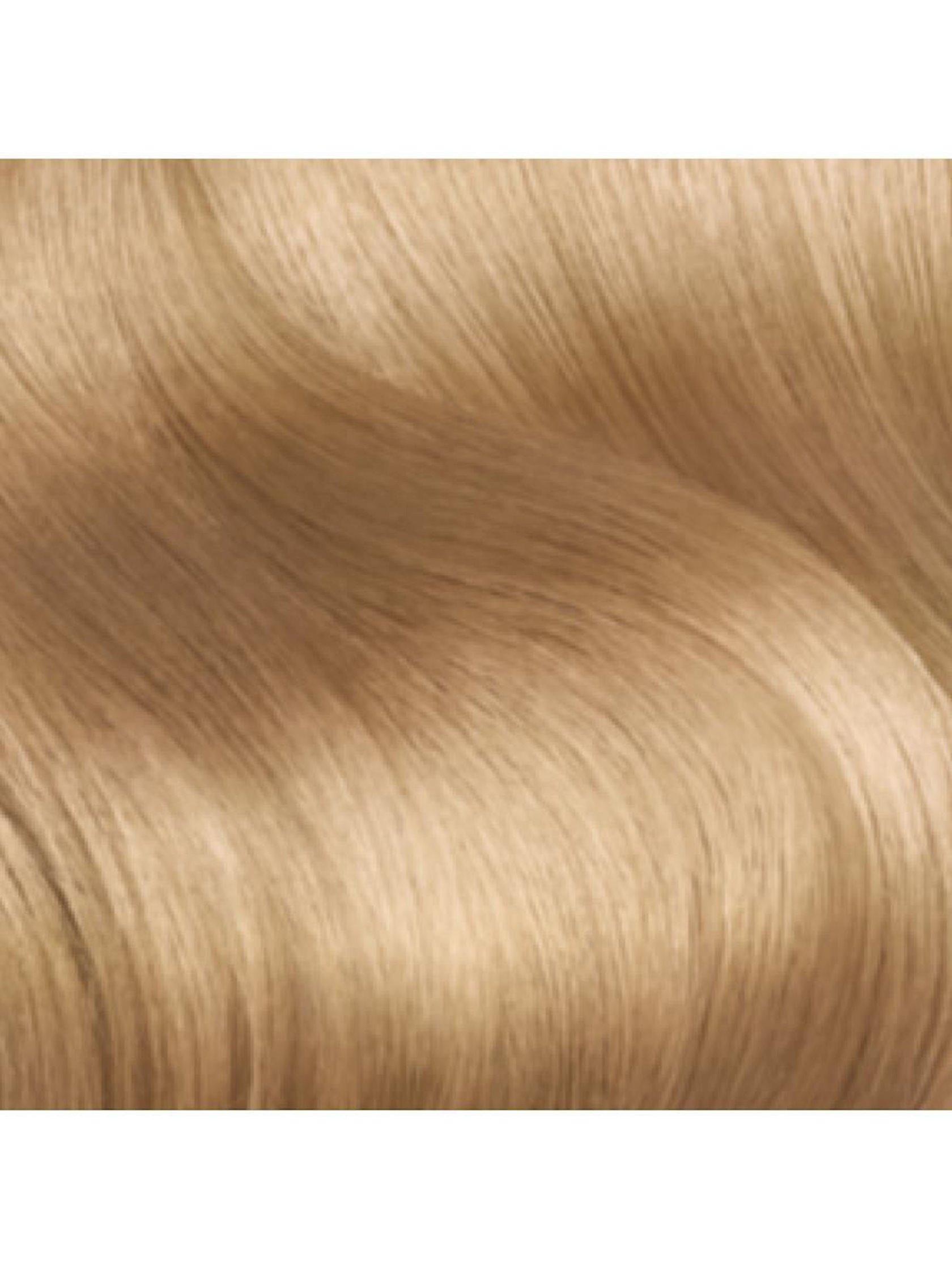 Saç üçün qalıcı krem-boya Garnier Color Sensation Dəbdəbəli rəng 8.0 Parıltılı açıq sarışın