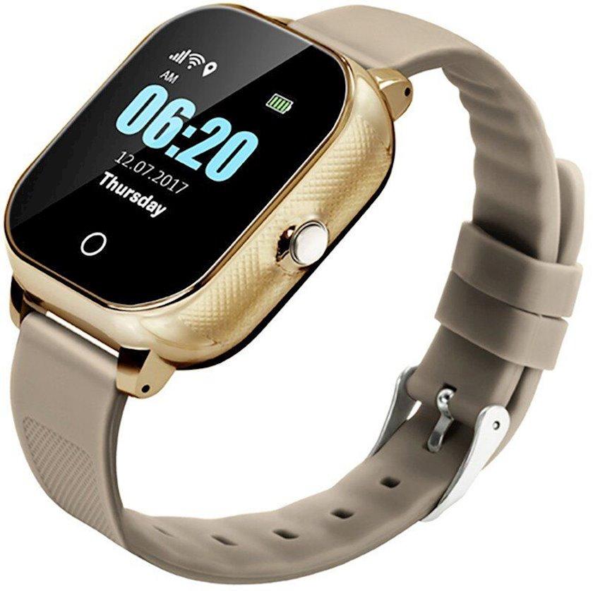 Uşaqlar üçün ağıllı saat Wonlex Smartwatch FA23 (GW700S) Gold