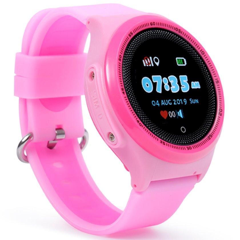 Uşaqlar üçün ağıllı saat Wonlex KT06 Pink