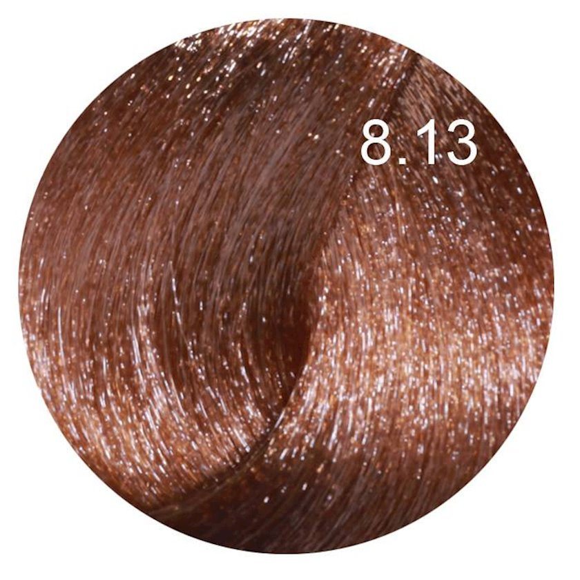 Saç üçün qalıcı krem-boya Farmavita Life Color Plus 8.13 Açıq bej blond