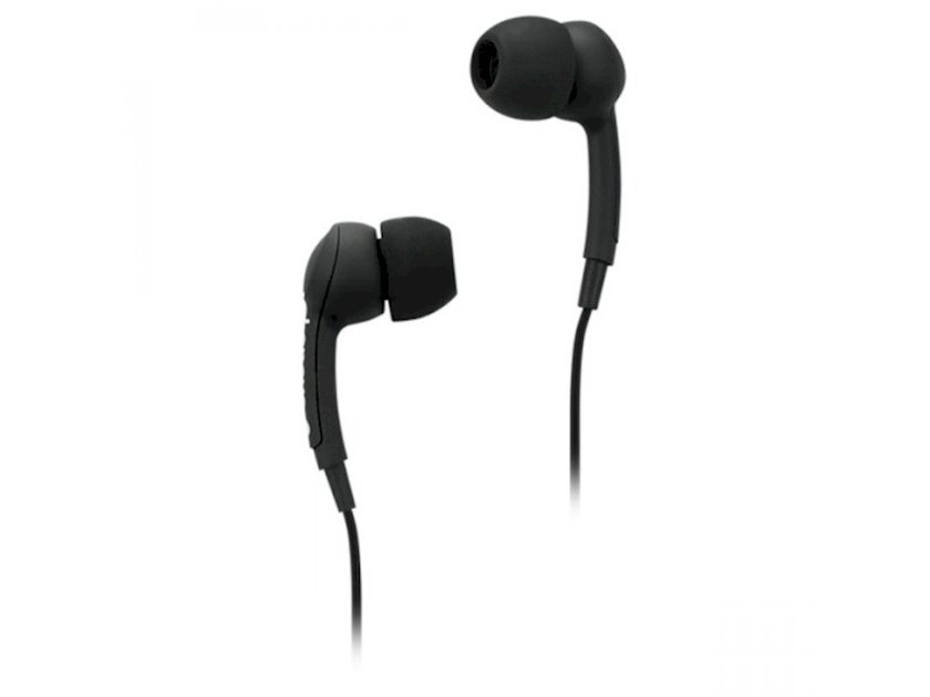 Qarnitur Lenovo 100 In-Ear Headphone Black