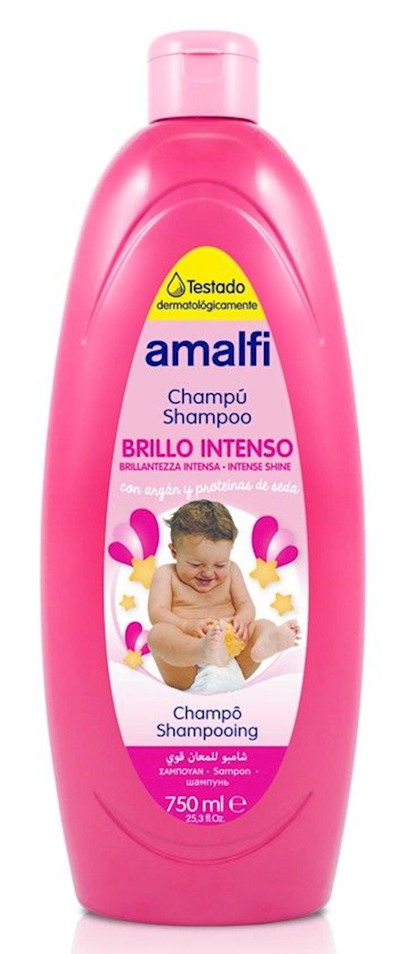 Uşaq üçün şampun Amalfi Argan, 750 ml
