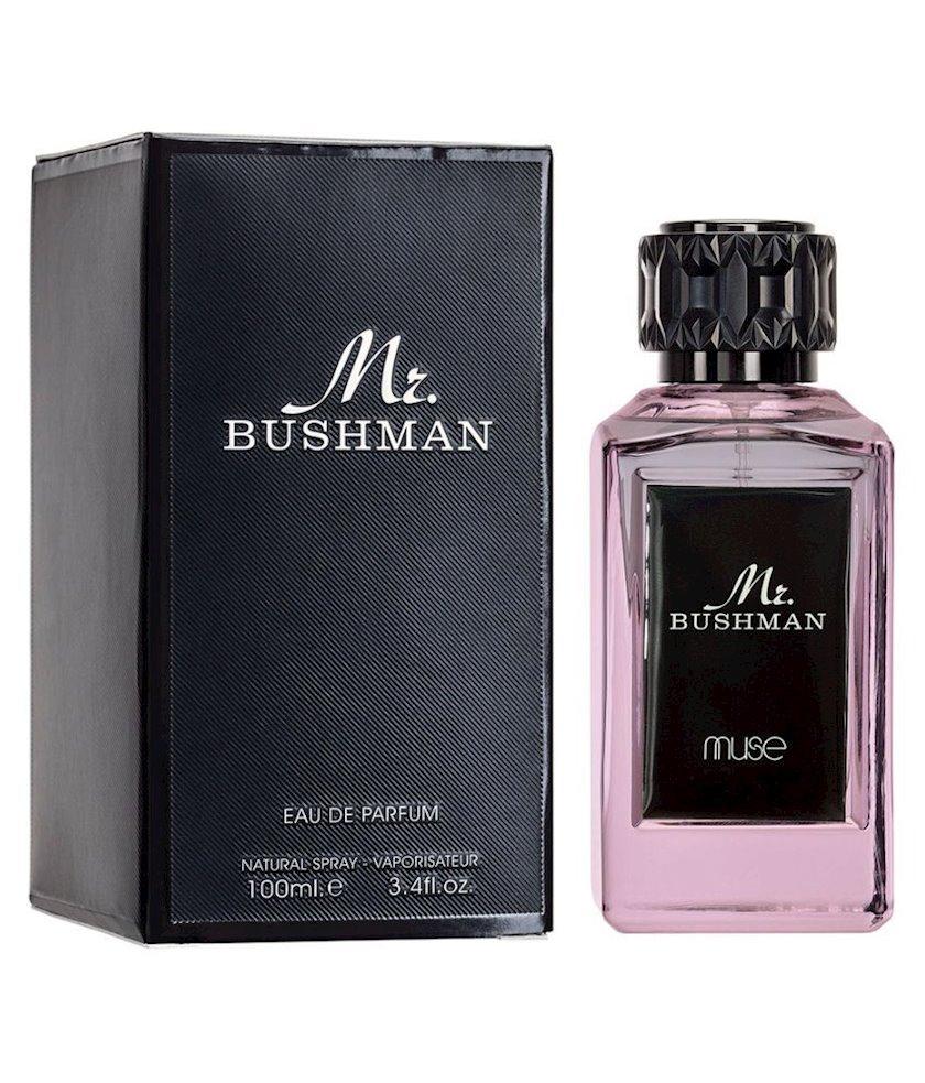 Qadın ətir suyu Lattafa Perfumes La Muse Mr. Bushman 100 ml