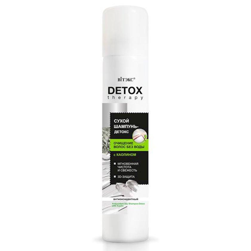 Quru şampun-detoks saçlar üçün Витэкс Detox Therapy Kaulin ilə 200 ml