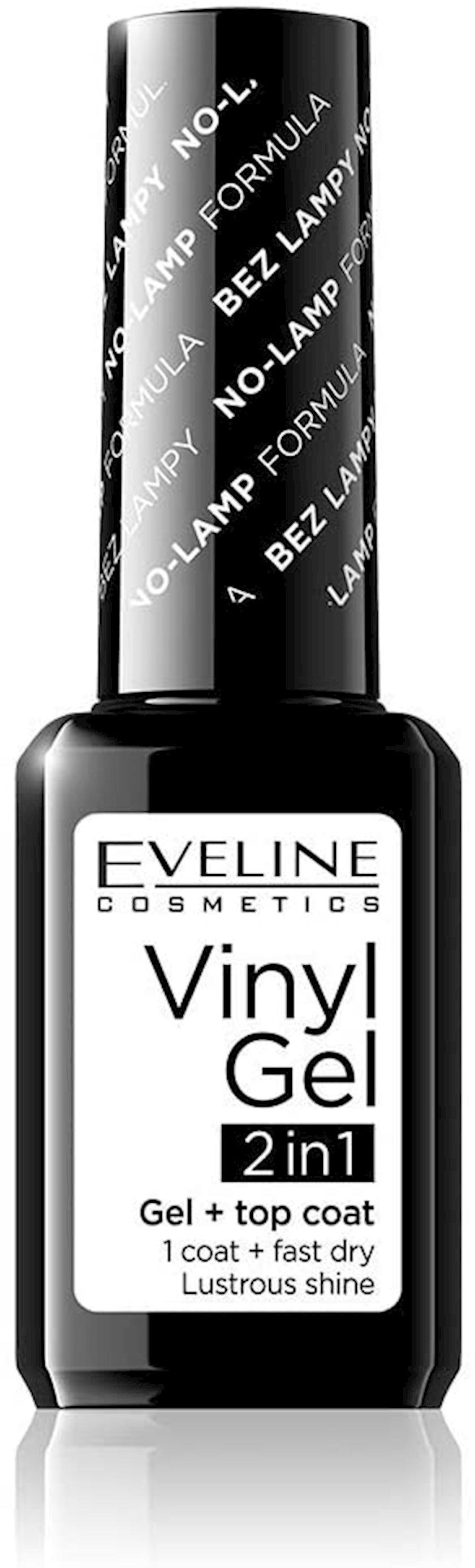 Lak Evelint Vinyl GEL 2-1-də №200 12 ml