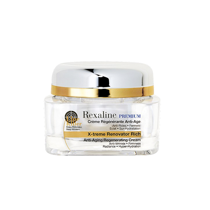 Üz üçün gündüz kremi Rexaline X-Treme Renovator Rich Cream 50 ml