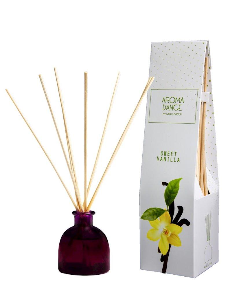 Ətirli diffuzor Aroma Dance Sweet Vanilla Vanil 50 ml