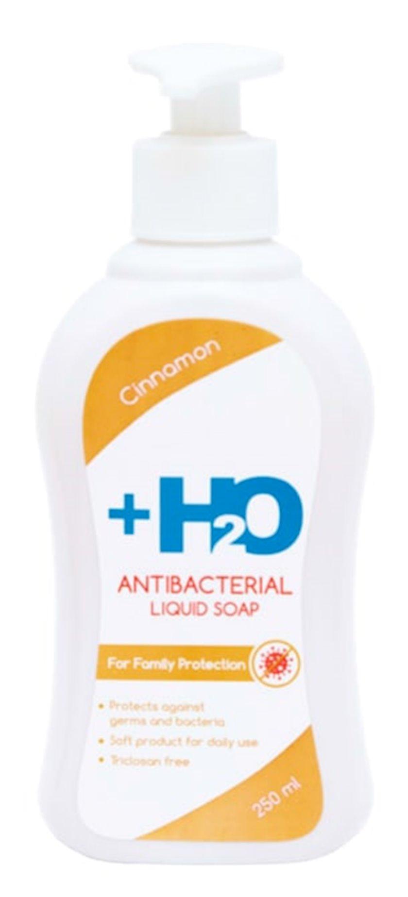 Antibakterial maye sabun +H20 Darçın 250 ml