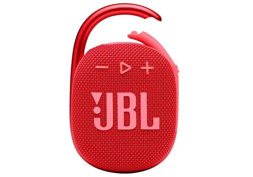 Portativ dinamik  JBL Clip 4 Red
