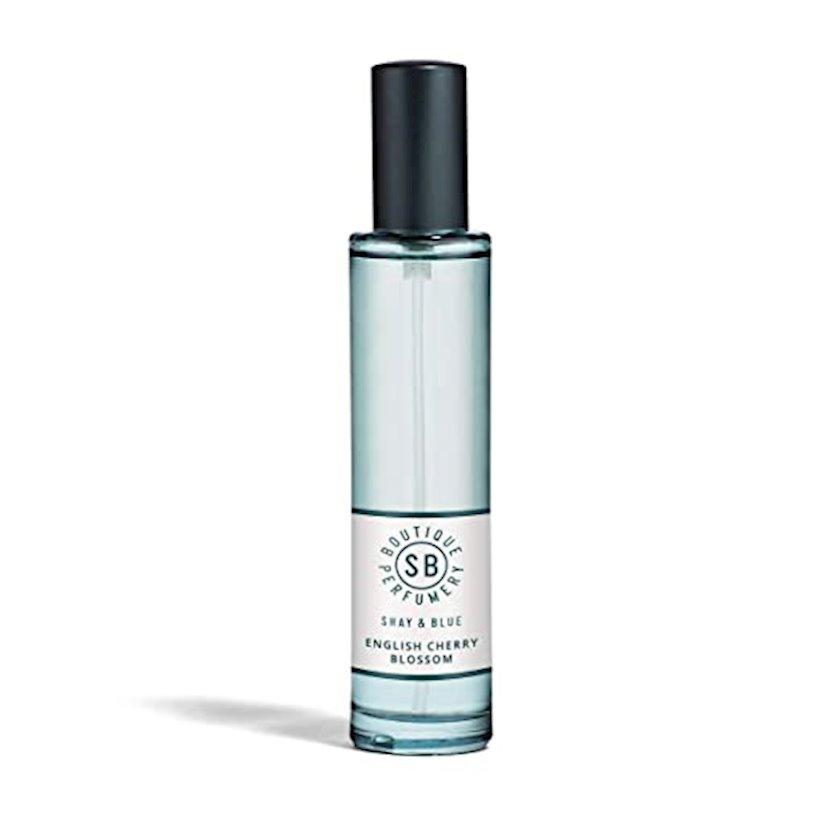 Ətir suyu Shay & Blue English Cherry Blossom Natural Spray Fragrance 30 ml