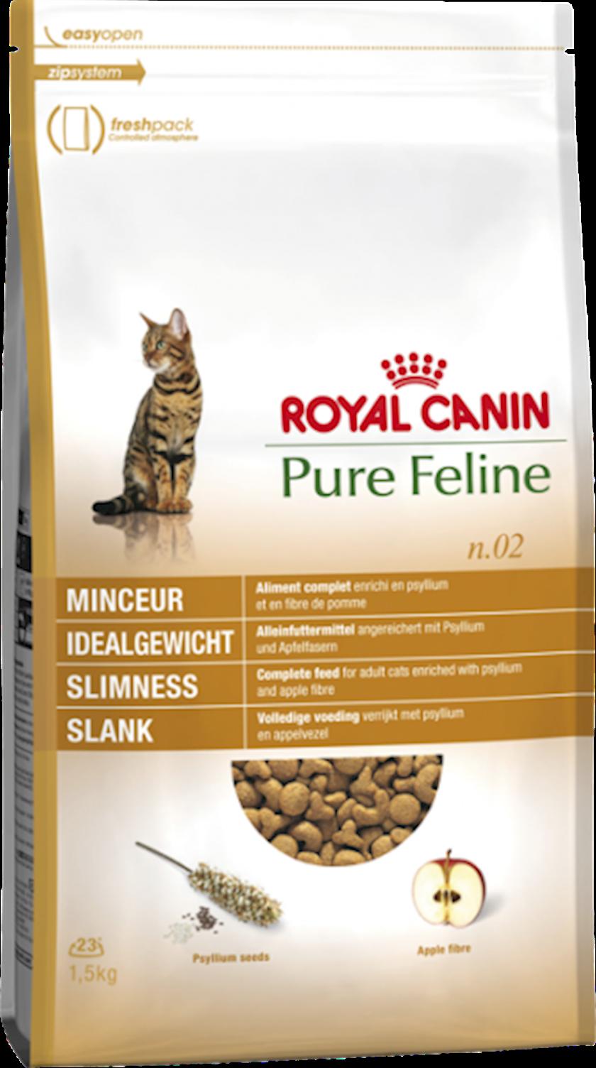 Quru yem Royal Canin No 2 Slimness böyük pişiklər üçün 300 q