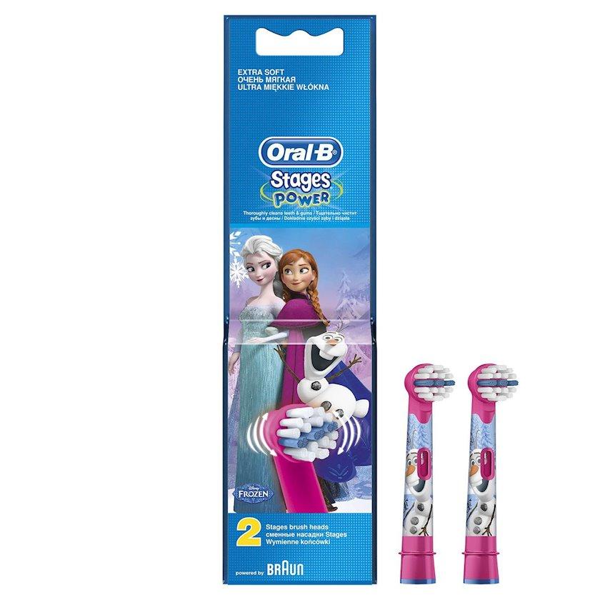 Elektrik diş fırçası üçün taxma Oral-B Braun Stage Power/EB10