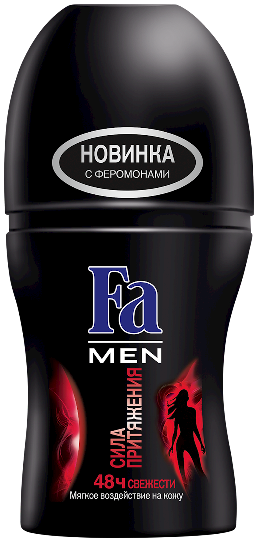 Antiperspirant diyircəkli  Fa Cazibə qüvvəsi 50 ml