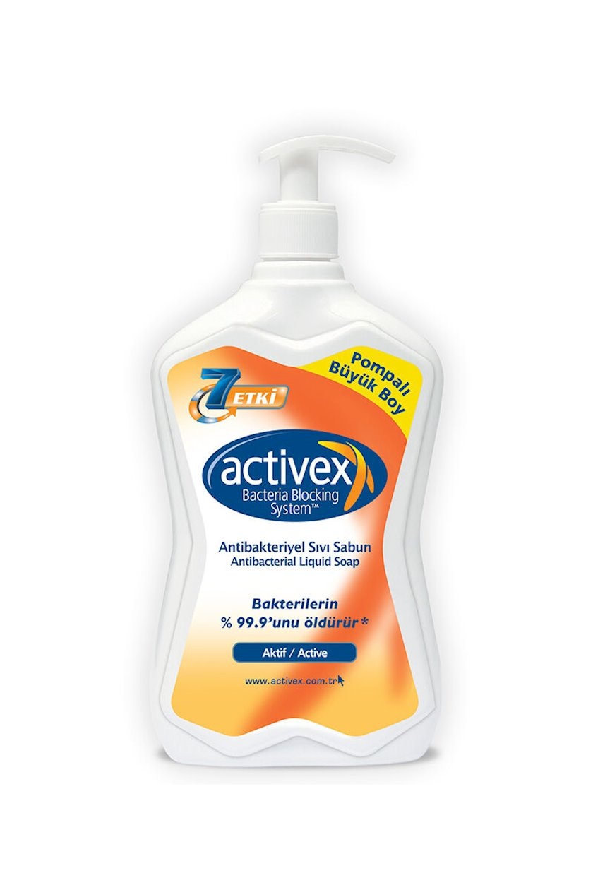Antibakterial maye sabun Activex Active Protection 700 ml
