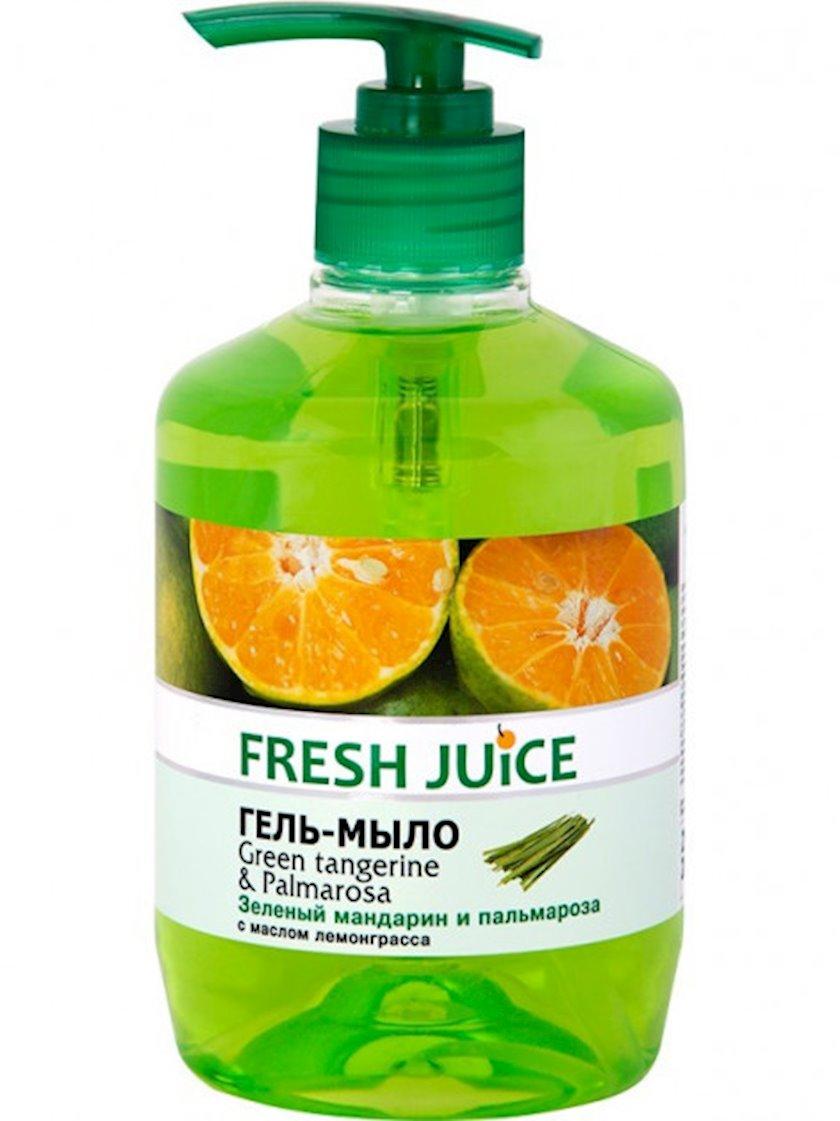 Gel-sabun Fresh Juice Green Tangerine & Palmarosa 460 ml