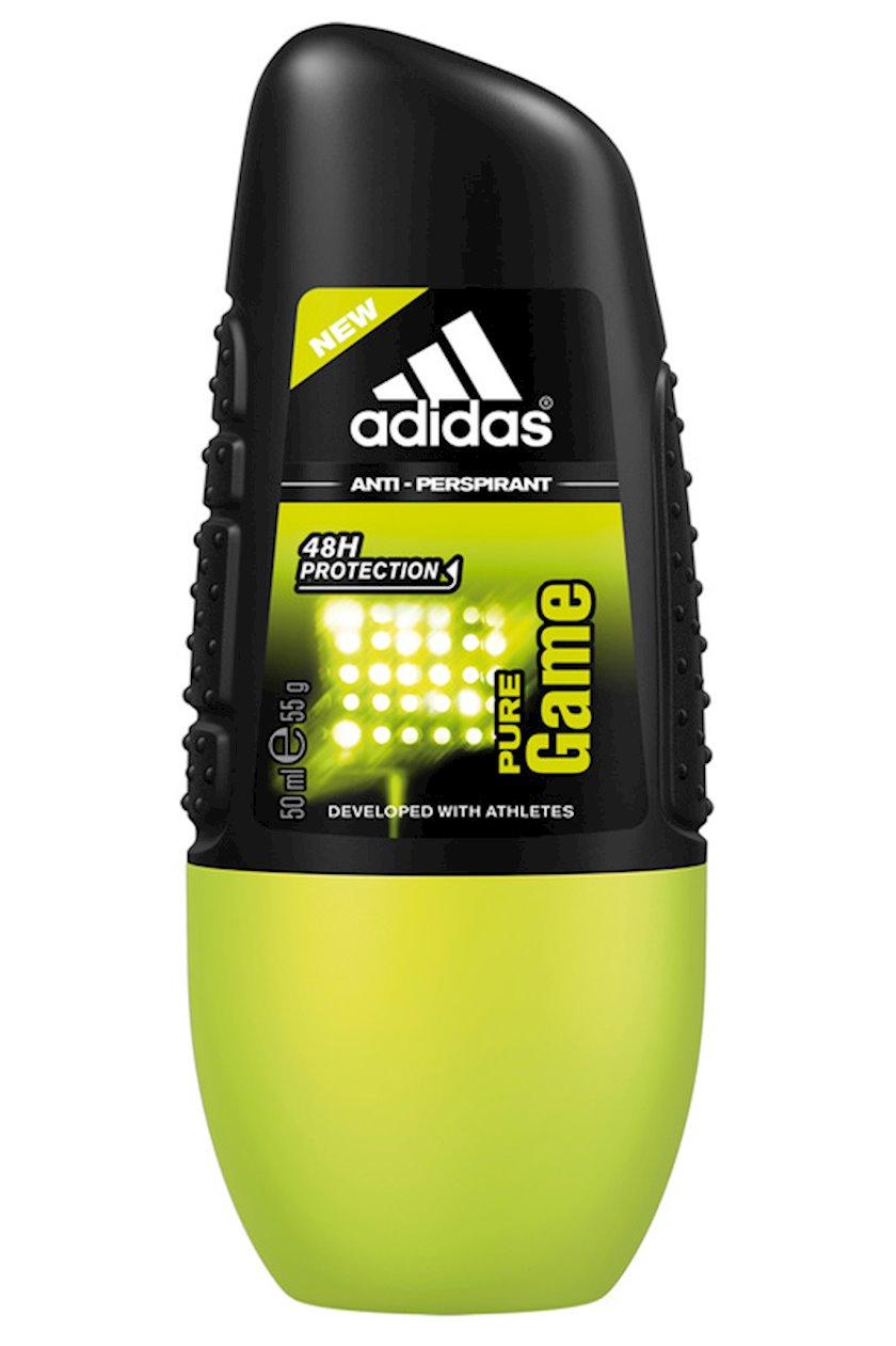 Antiperspirant diyircəkli Аdidas Pure Game 50 ml
