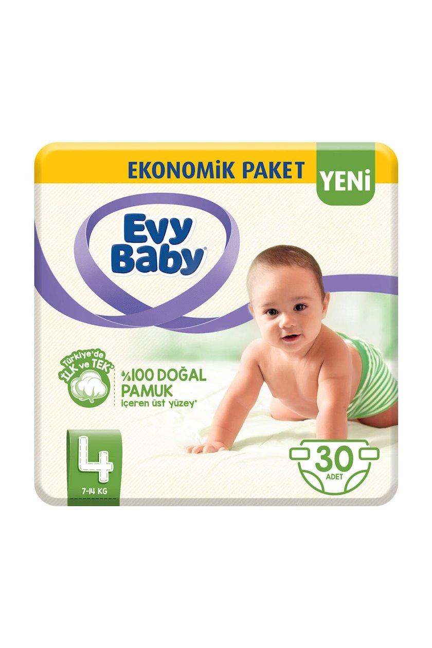 Bezlər körpələr üçün Evy Baby 4 (7-14 kq), 30 əd