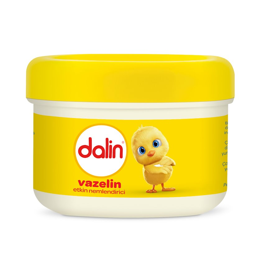 Vazelin uşaq üçün Dalin, 100 ml