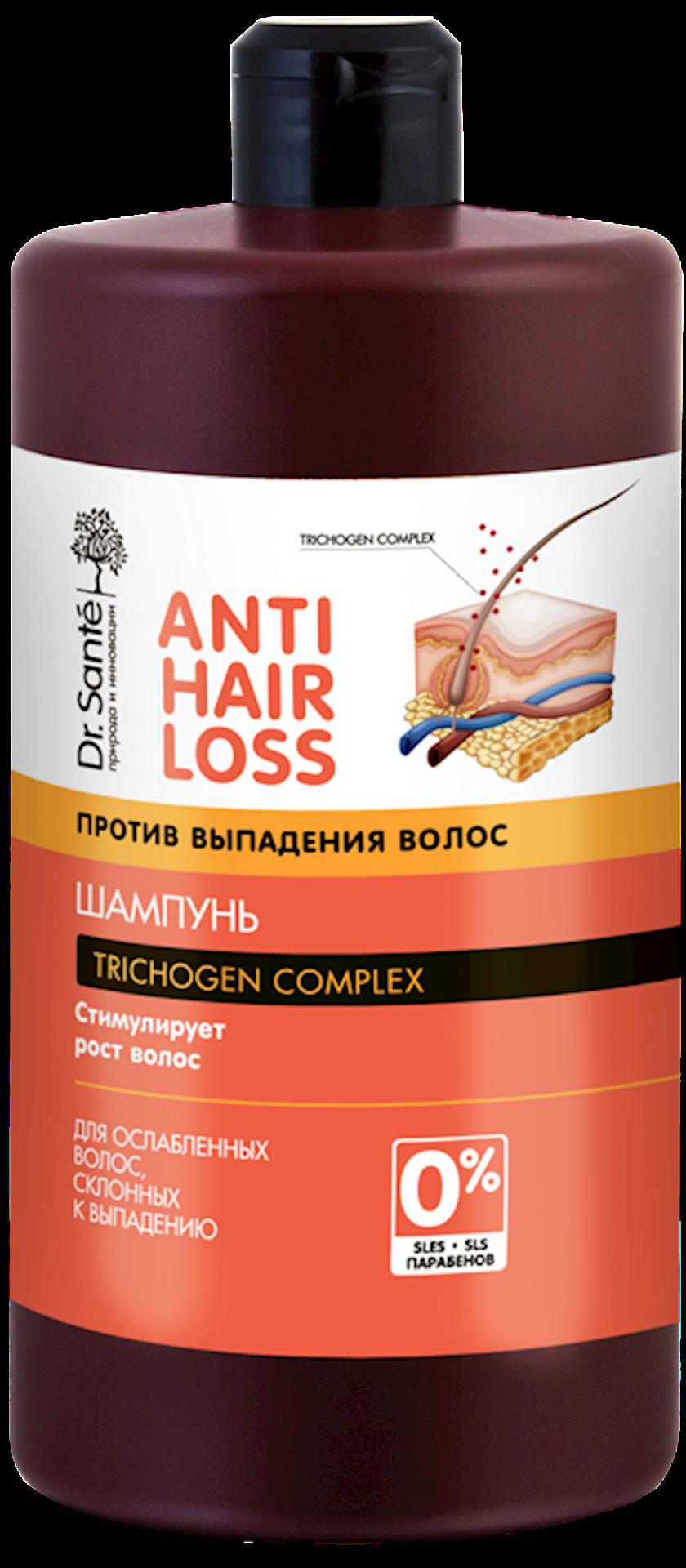 Şampun Dr.Sante Anti Hair Loss Tökülməyə Qarşı 1000 ml