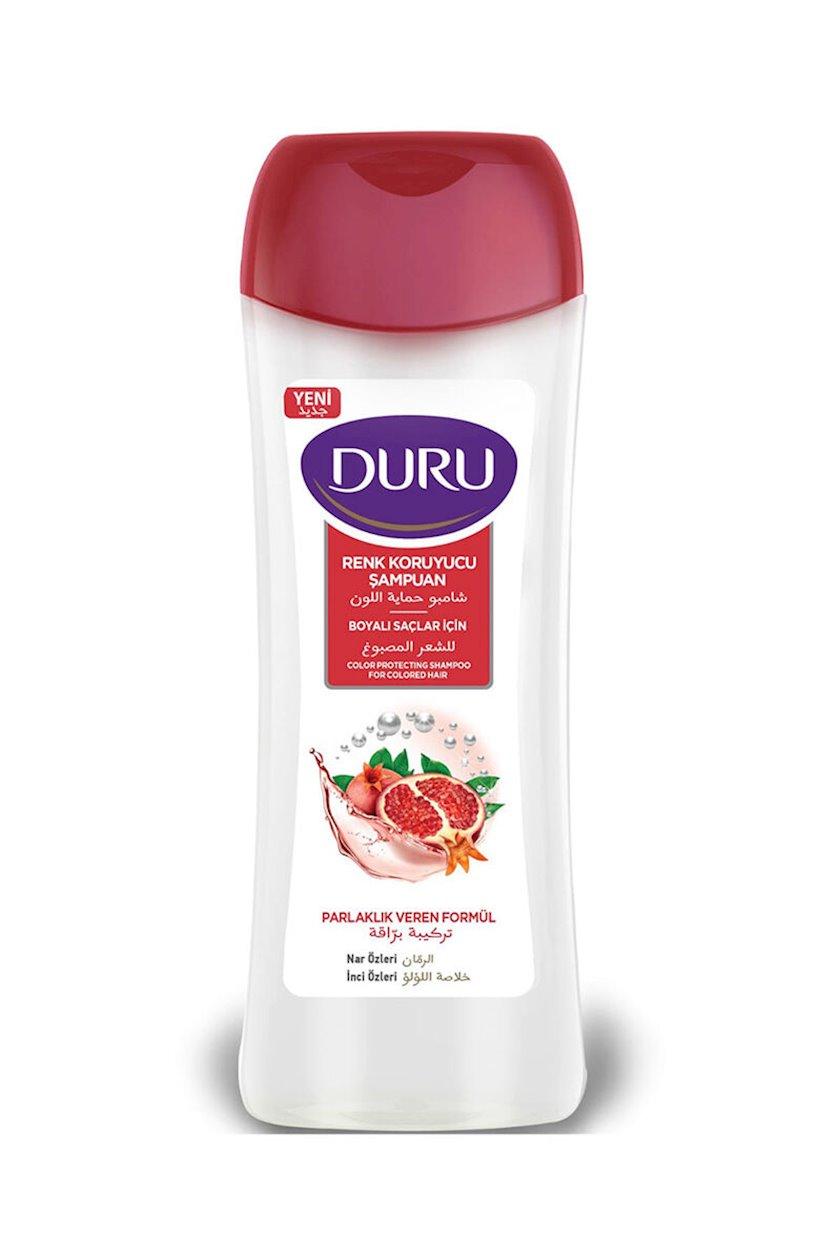 Şampun Duru Nar Rənglənmiş Saçlar üçün 600 ml