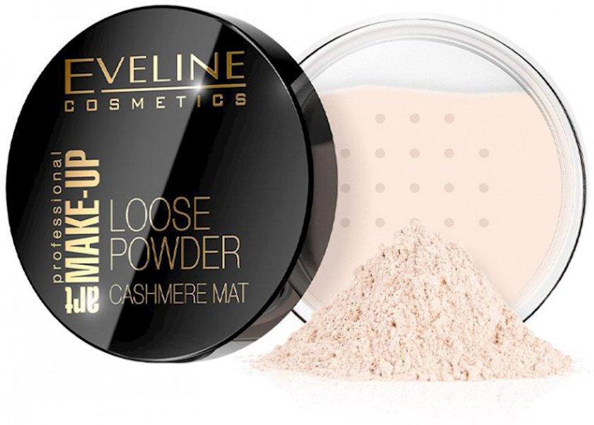 Şəffaf tamamlayıcı kirşan Eveline Full Hd Loose Powder Translucent 20 q