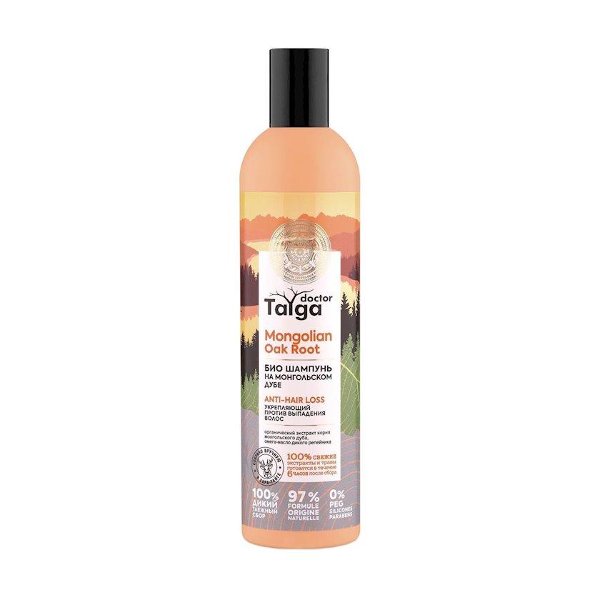 Şampun Natura Siberica Doctor Taiga Möhkəmləndirici, saç tökülməsinə qarşı , 400 ml