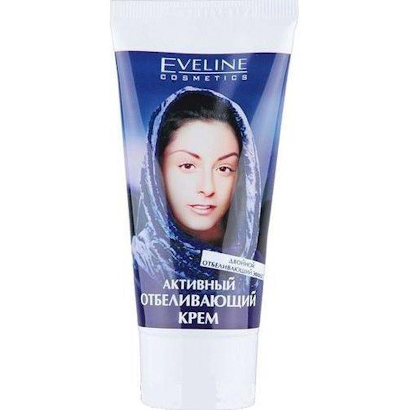 Aktiv ağardıcı krem Eveline Cosmetics Double White Active Cream 50 ml