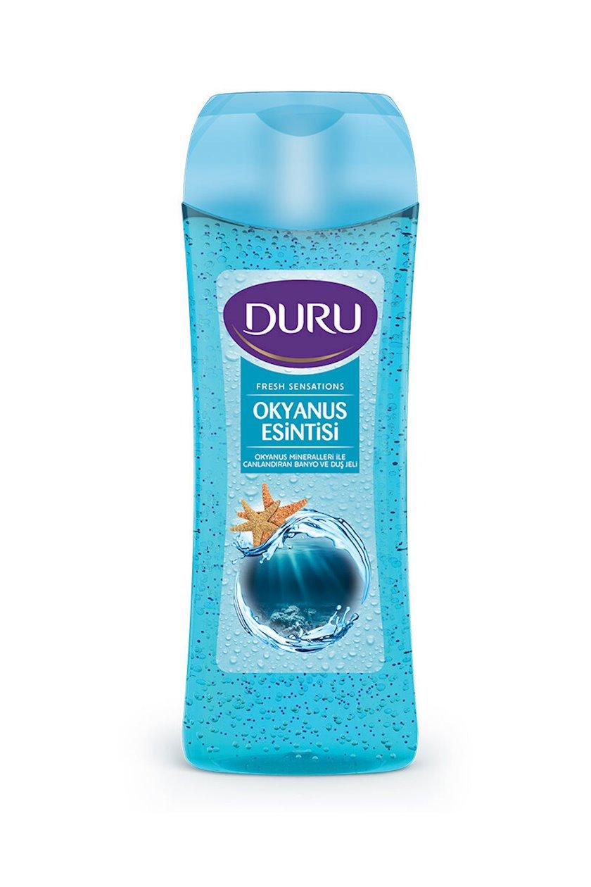 Gel duş üçün Duru Ocean 450 ml