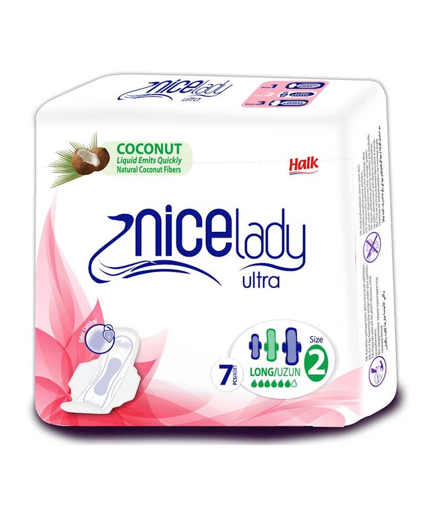 Bezlər Nice Lady Ultra р.2, 7 əd