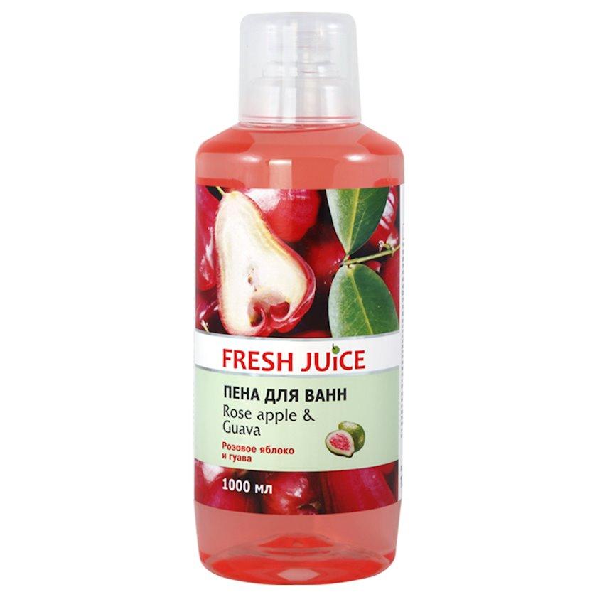 Vanna üçün köpük  Fresh Juice Rose apple&Guava Çəhrayı Alma və Guava 1000 ml