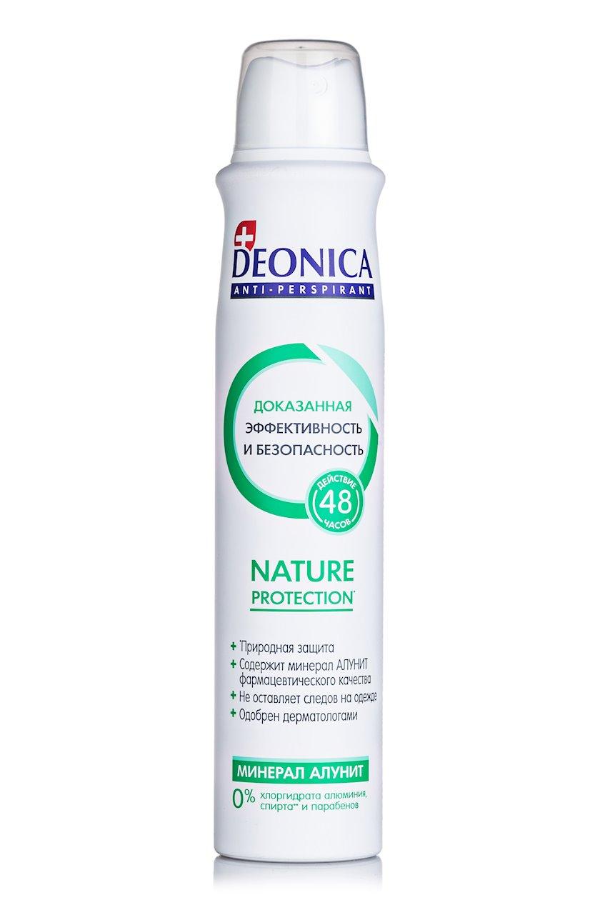 Antiperspirant qadınlar üçün Deonica Nature Protection 200 ml