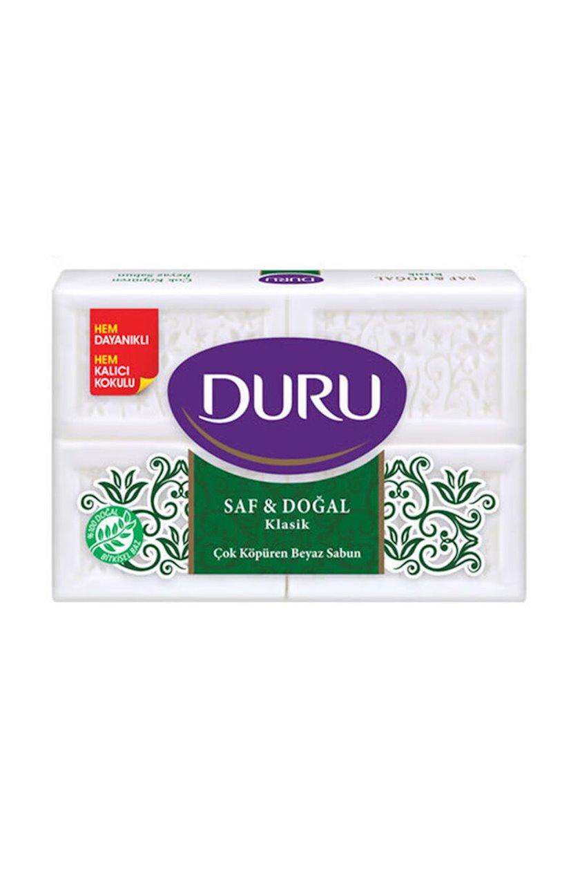 Əl sabunu Duru Clean and White 4 əd x 175 q