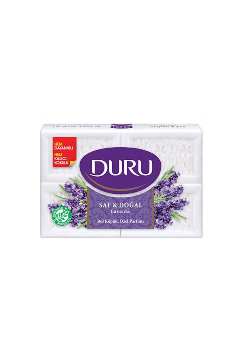 Əl sabunu Duru Pure and Natural Lavanda 4 əd x 150 q
