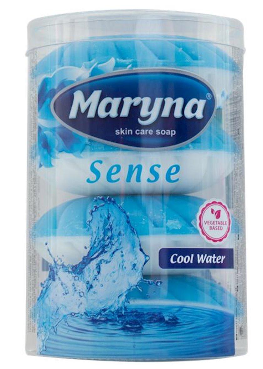Krem-sabun Maryna Sense Cool Water 4 əd x 110 q