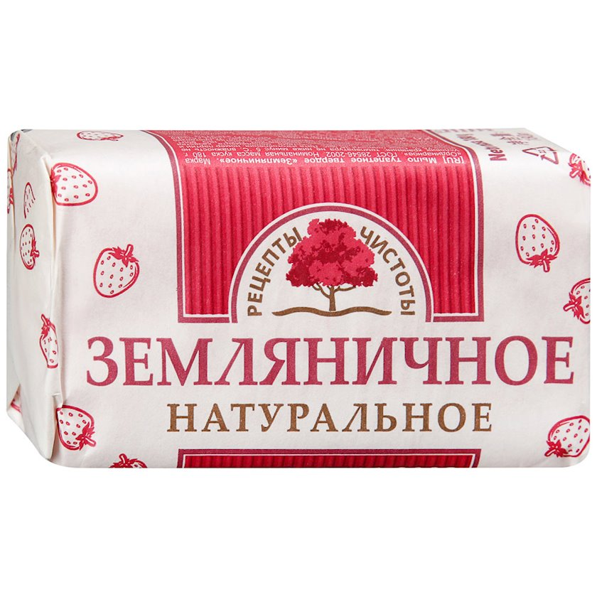 Əl sabunu  Рецепты чистоты Çiyələkli 100 q