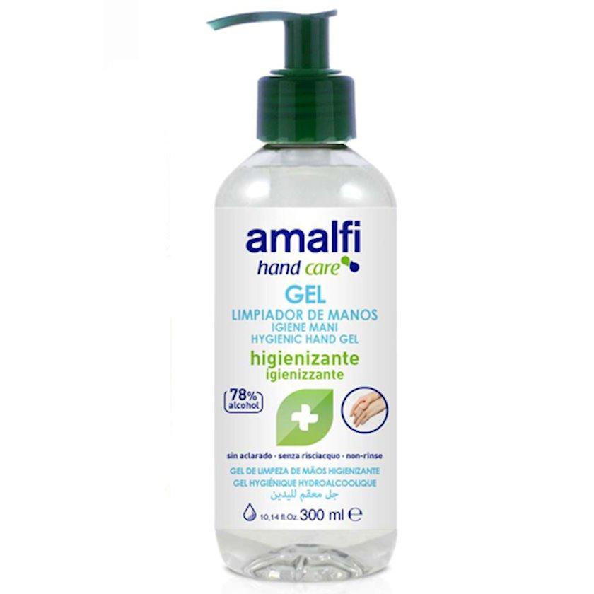 Əllər üçün gel Amalfi antibakterial 300 ml