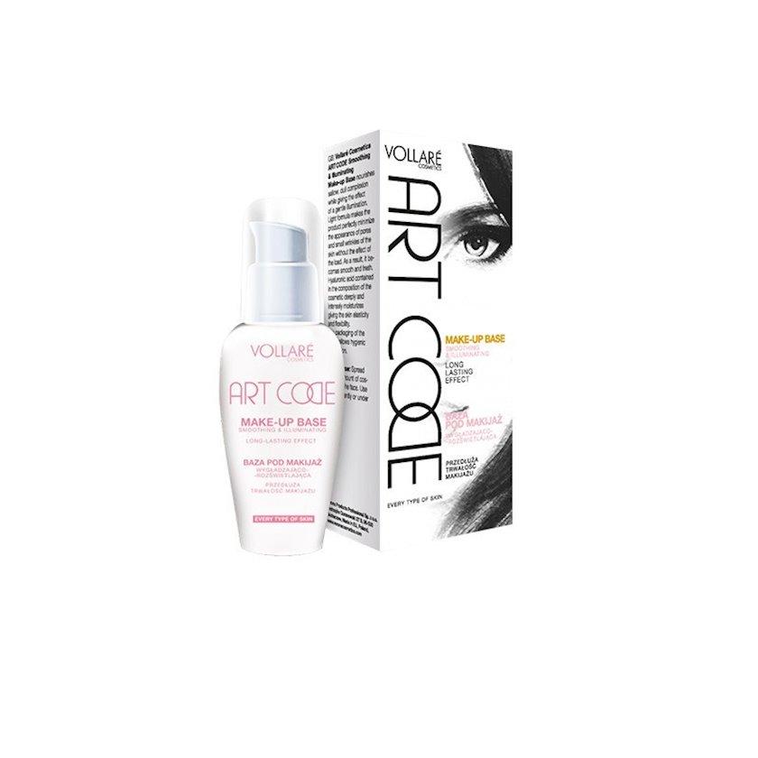 Makiyaj üçün baza Vollare Cosmetics ArtCode Hamarlaşdırıcı 30 ml
