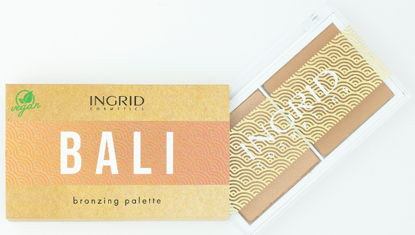 Bronzer paleti Ingrid Bali Bronzing Palette