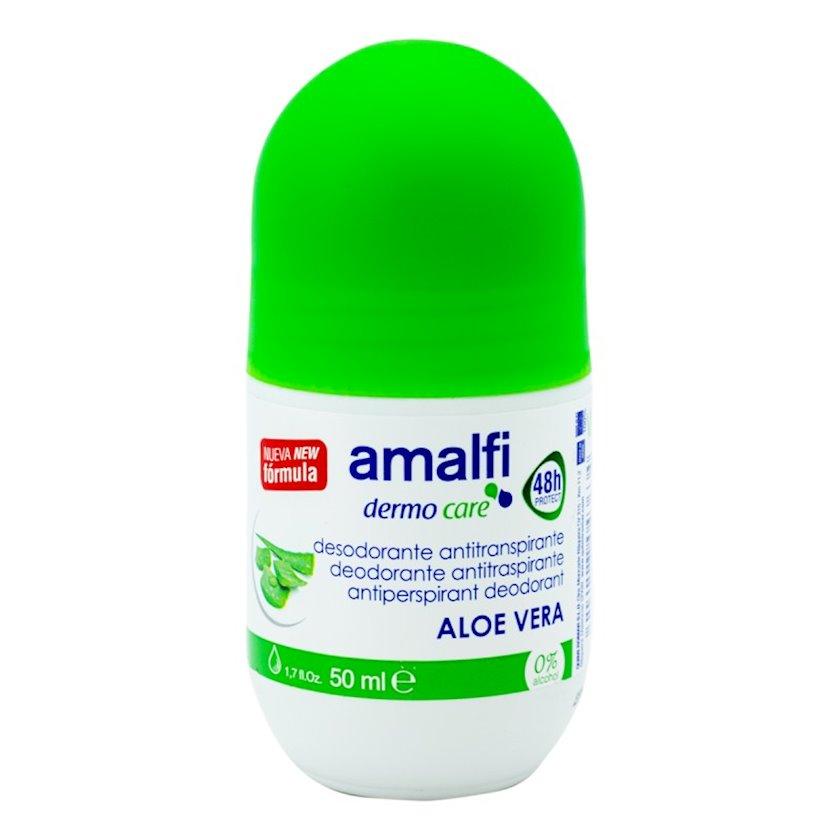 Diyircəkli dezodorant Amalfi Aloe Vera 50 ml