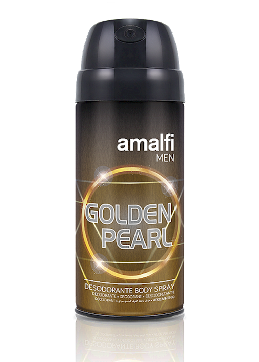 Dezodorant Amalfi Qızıl mirvari 150 ml