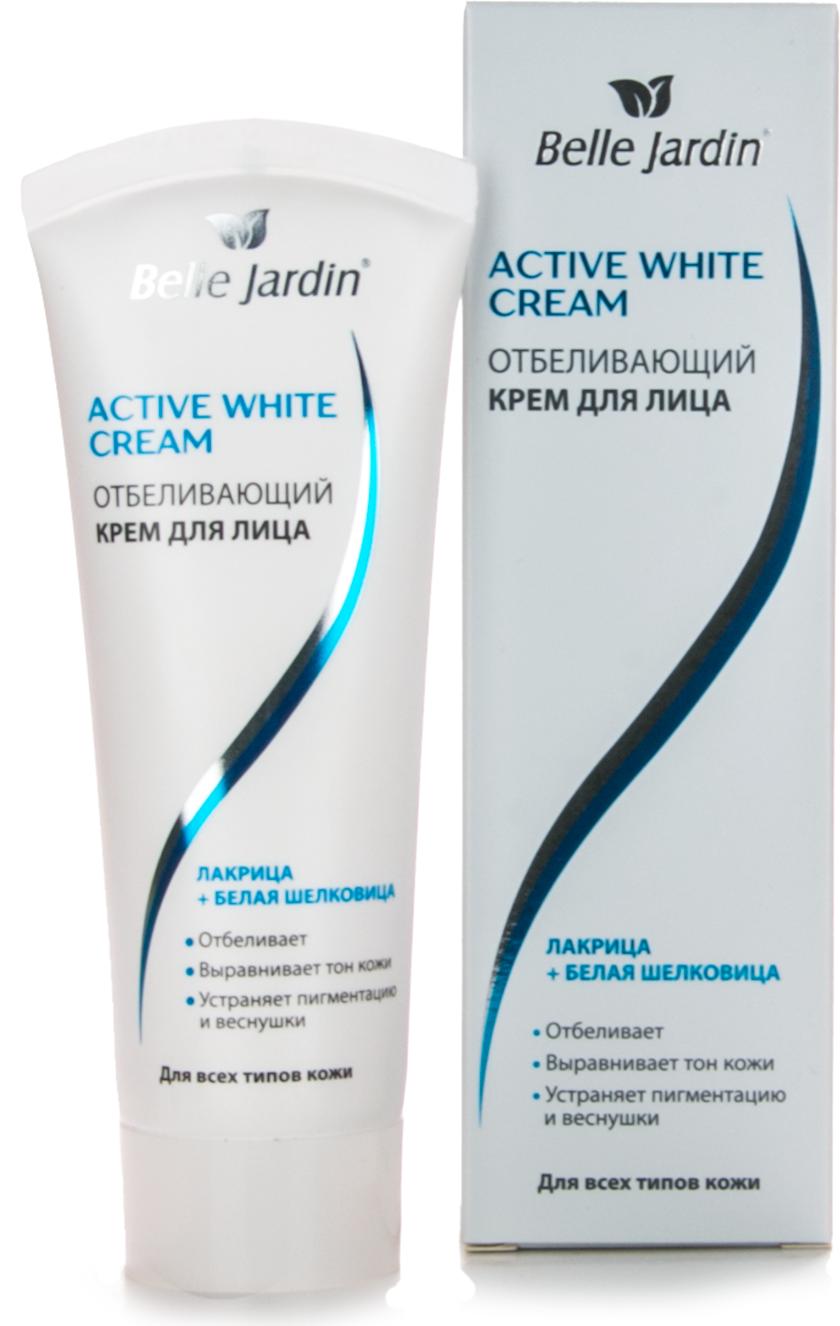 Ağardıcı krem Belle Jardin Active white Şirinbiyan + Ağ tut 75 ml