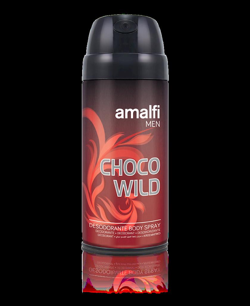 Dezodorant-sprey Amalfi 150ML Choco Wild