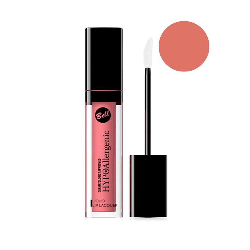 Dodaq üçün lak parıldadıcı Bell Cosmetics HypoAllergenic Liquid Lip Lacquer çalar 02