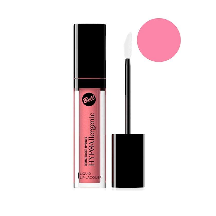 Dodaq üçün lak parıldadıcı Bell Cosmetics HypoAllergenic Liquid Lip Lacquer çalar 06