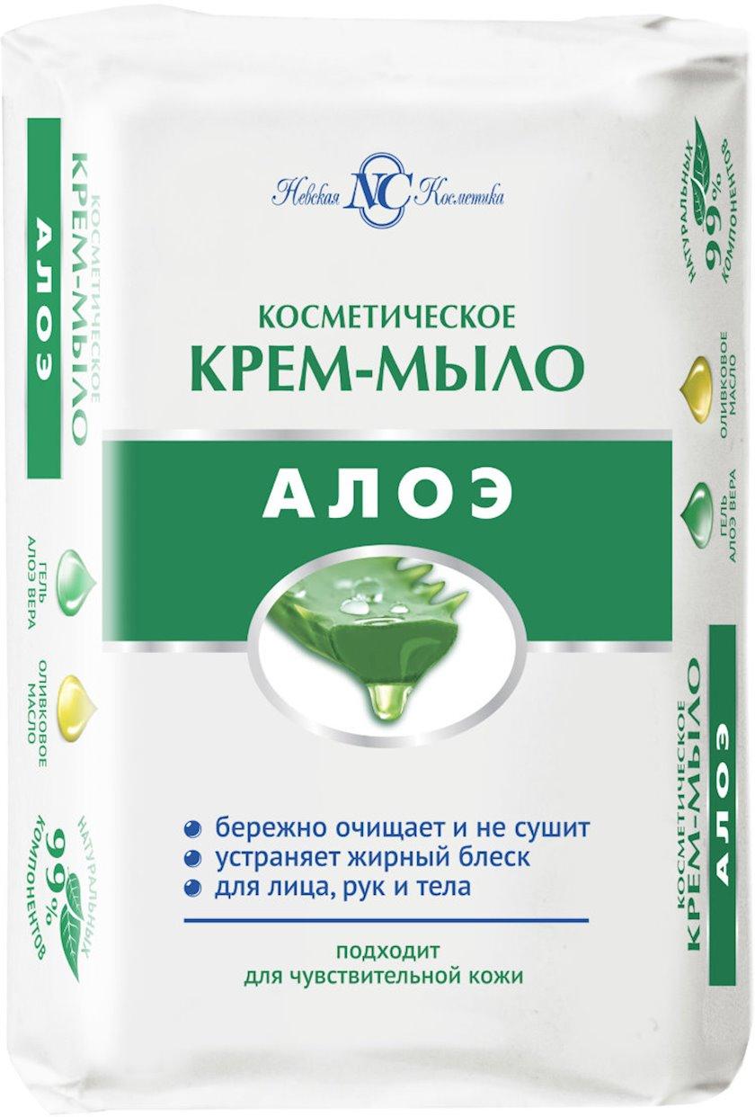 """Krem-sabun Невская Косметика """"Алоэ"""", 90 q"""