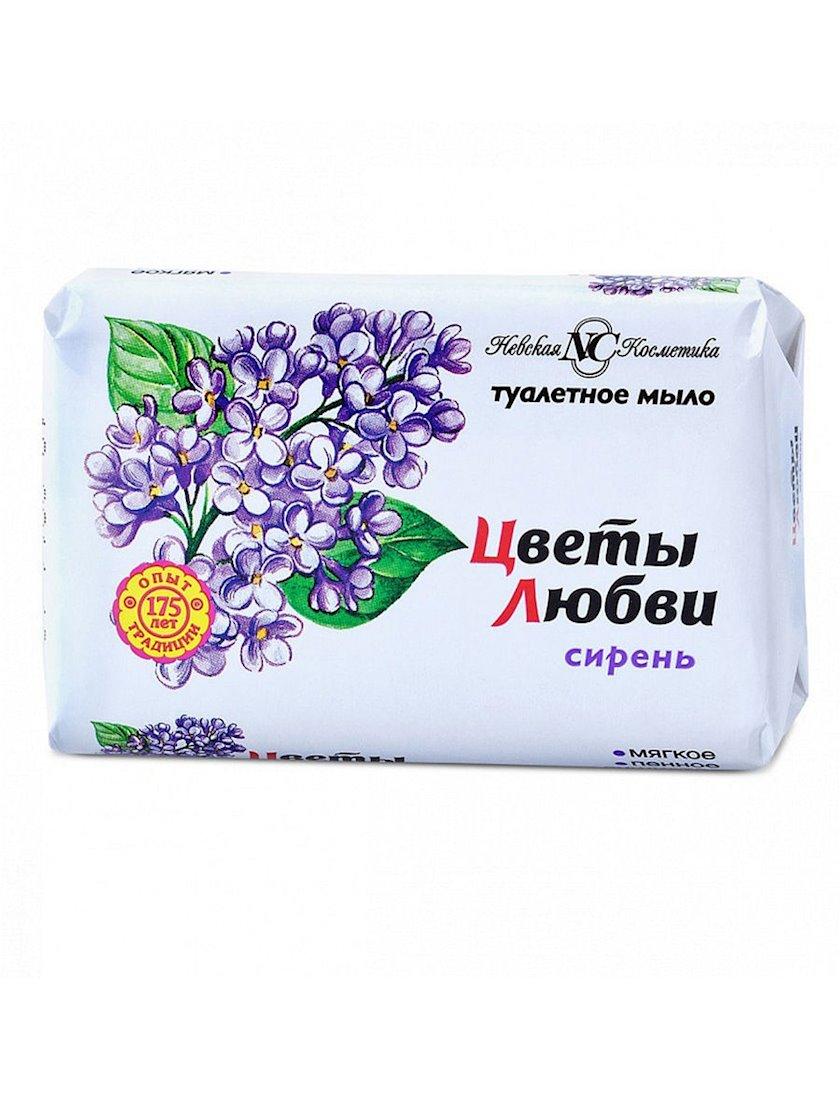 Tualet sabunu Невская Косметика, Sevgi çiçəkləri, Yasəmən, 90 g