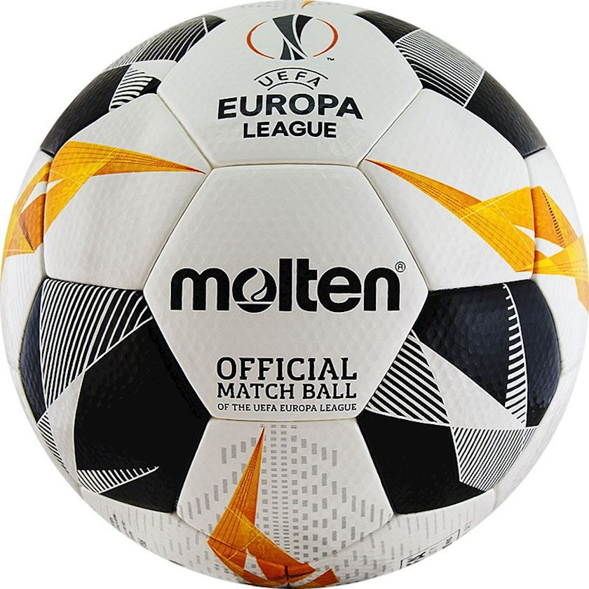 Futbol topu Molten UEFA Europa League, ölçü: 5